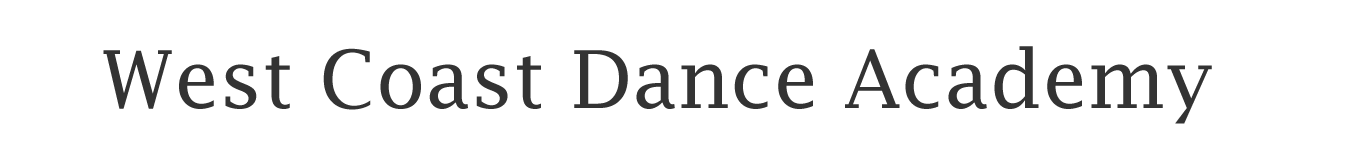 West Coast Dance Academy