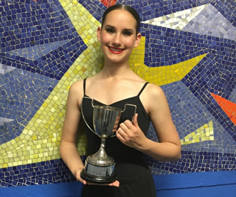 Cecchetti Major Award 2018