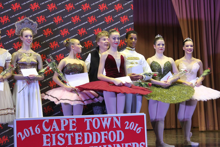 Cape Town Eisteddfod Repertoire Competition 2016