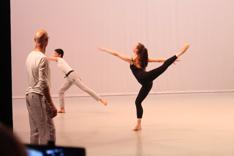 Paris Opera Ballet Summer School 2015