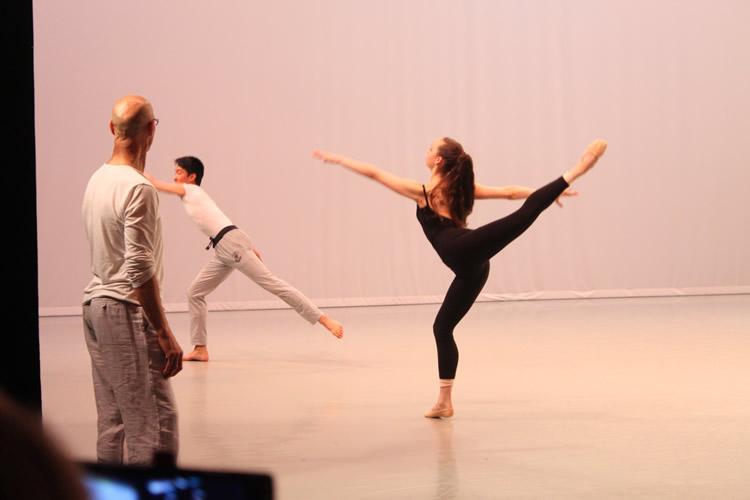 Paris Opera Ballet Summer School 2015